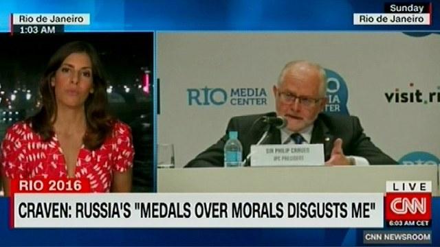 CNN: Решение отстранить российских паралимпийцев вызывает восхищение — ИноТВ