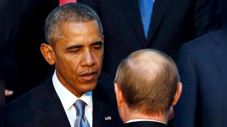 Times: Чтобы вписать свое имя в историю, Обама пойдет на мировую с Путиным