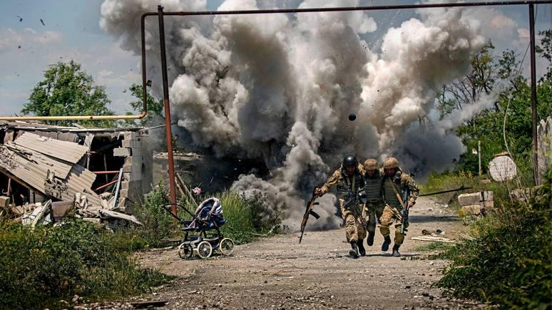 Советника министра обороны Украины уволили за подделку фото из Донбасса