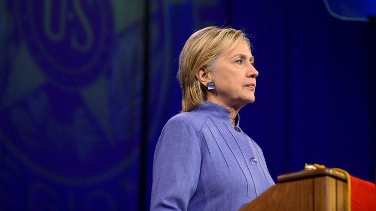 IBT: Клинтон пригрозила российским хакерам «военным ответом»