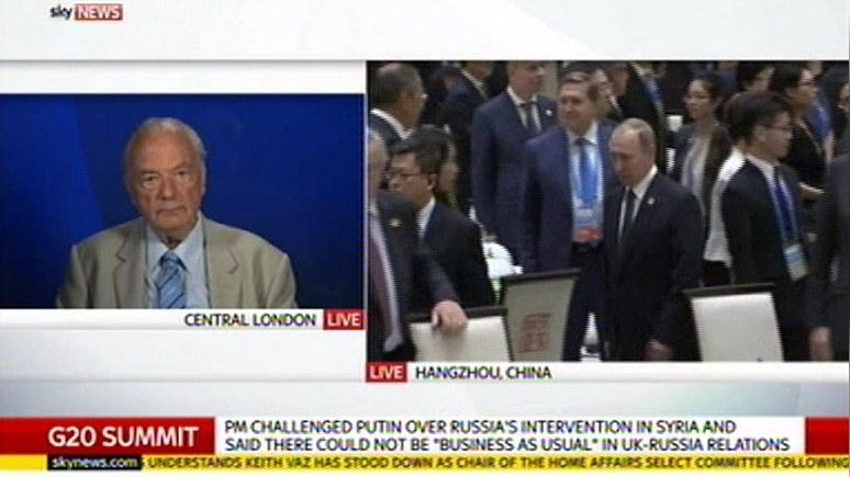 Эксперт: Терезе Мэй предстоит убедить Путина в том, что он неправ