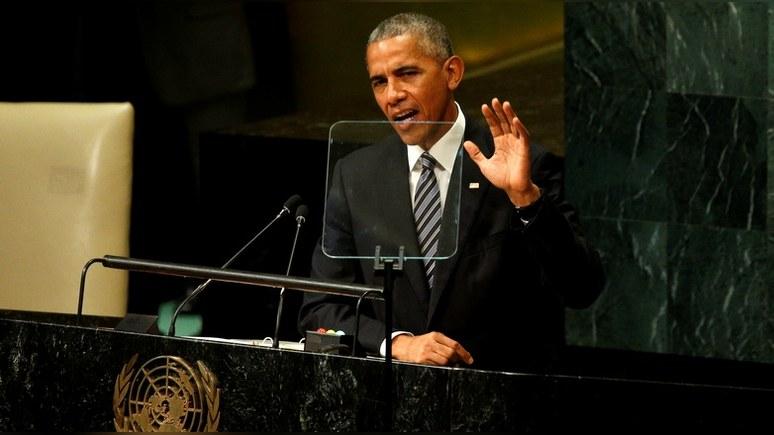 Times: В ООН Обама напоследок прошелся по Трампу, Путину и Китаю