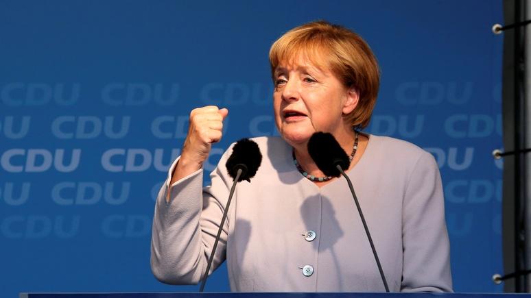 Меркель непосилам «протолкнуть» новые антироссийские санкции вЕС