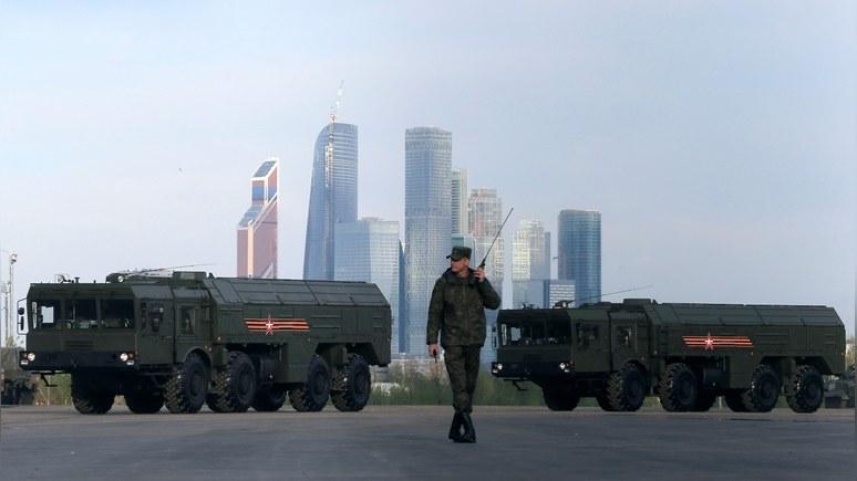 Observer: Путин решил напоследок унизить Обаму «Искандерами»