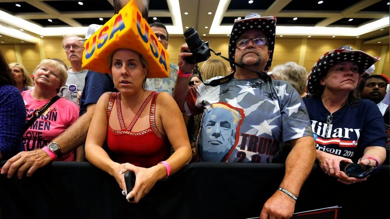 Трамп вслучае победы навыборах готов увидеться сПутиным доинаугурации
