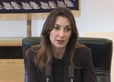 Екатерина Згуладзе (кадр: Youtube)