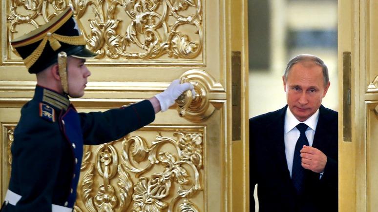 Wall Street Journal: Поклонники Путина хоронят мировой либерализм