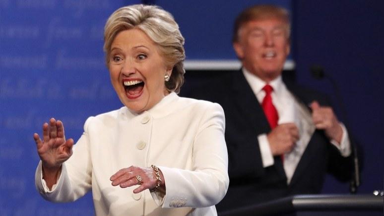 Fox News: Клинтон сдала военный секрет «за 4 минуты»