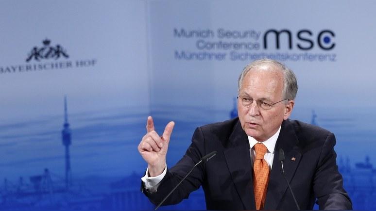 Немецкий политик: «Российская агрессия» для НАТО как глоток свежего воздуха