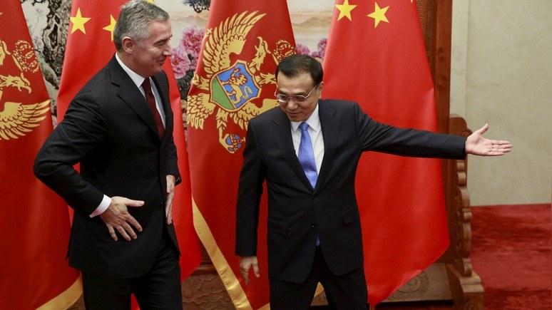 Правящая партия Черногории утвердила Марковича кандидатом впремьеры