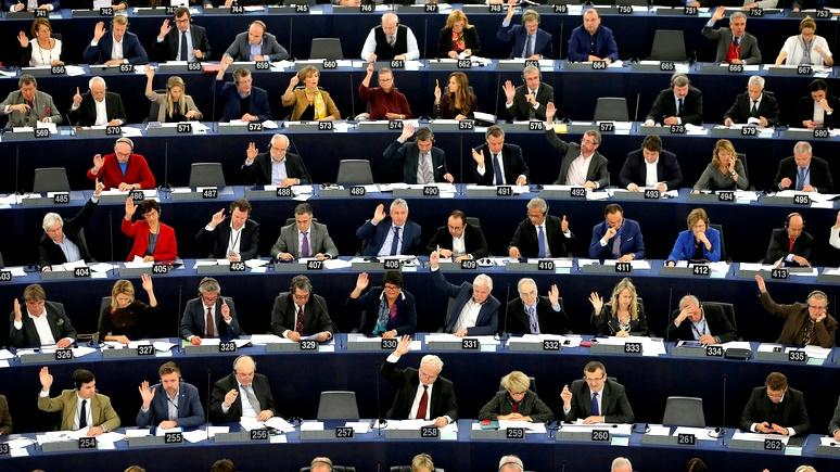 DWN: Евродепутаты нашли «эквивалент» новых санкций против России