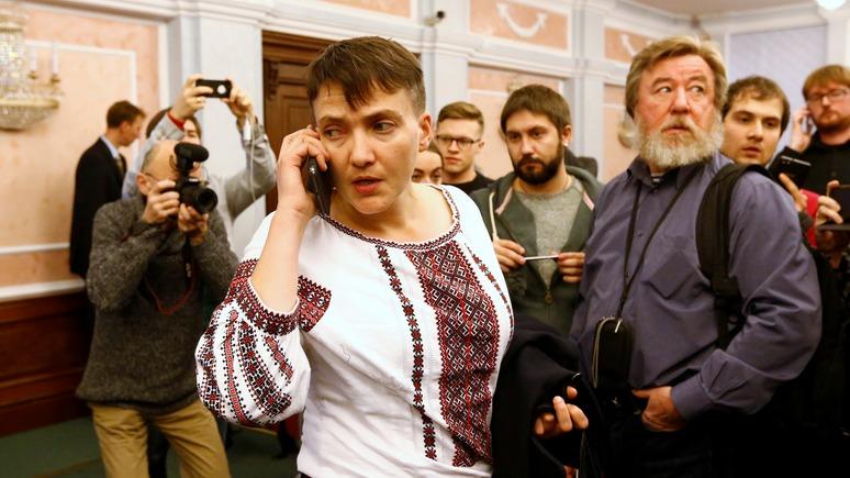 Савченко о поездке в Москву: Вернулась из ада живой, еще раз