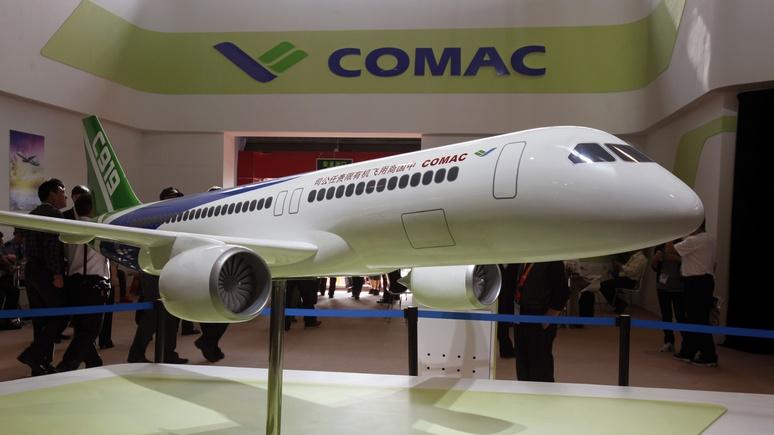 РФ и КНР создадут широкофюзеляжный самолет к 2026-ому году