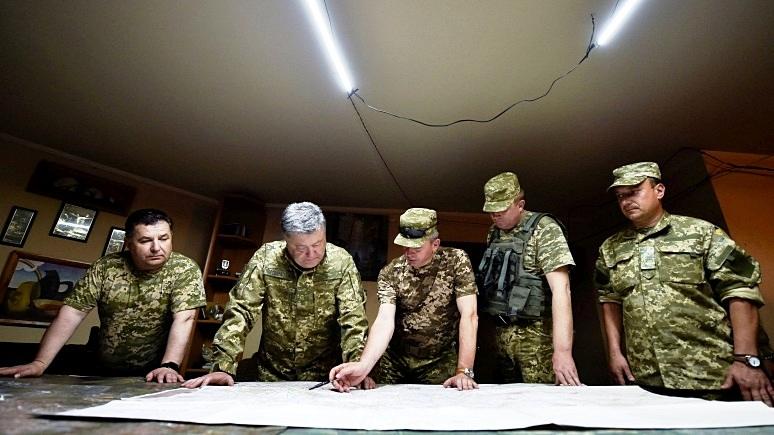 Украина поможет Молдавии вывести российские силы из Приднестровья