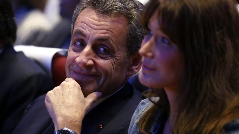 Саркози: С Трампом в США и Путиным в России французам тоже нужен сильный лидер