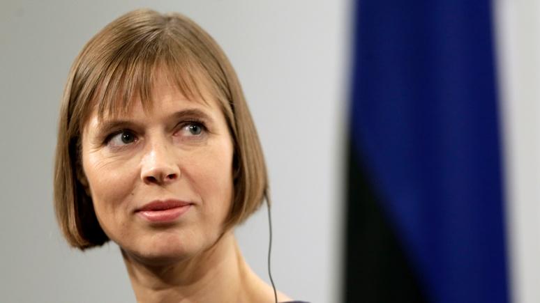 Германия гарантировала Эстонии защиту от русской агрессии