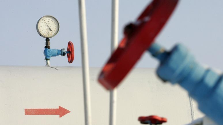 Рада призвала EC запретить строительство газопроводов вобход Украинского государства