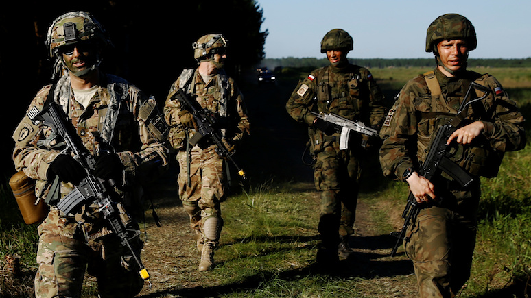 ВПольше создадут войска территориальной обороны