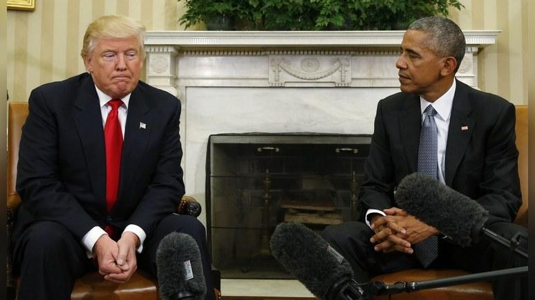 Нынешняя власть США стремится загнать отношения сРоссией втупик