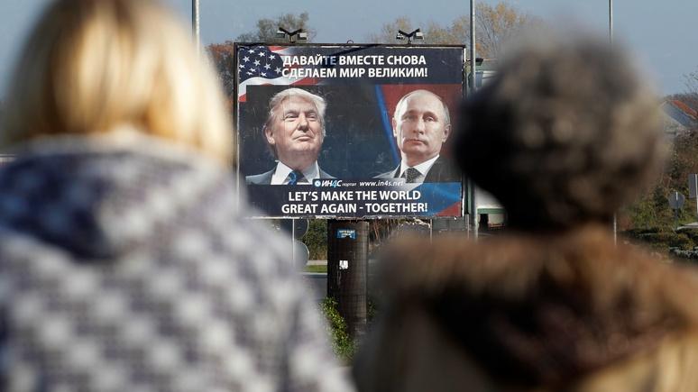 Le Monde: Трамп еще не знает, какую цену Путин запросит за разрядку с Москвой