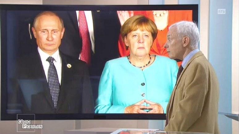 Швейцарский профессор: Европе не удается поладить с Путиным из-за США