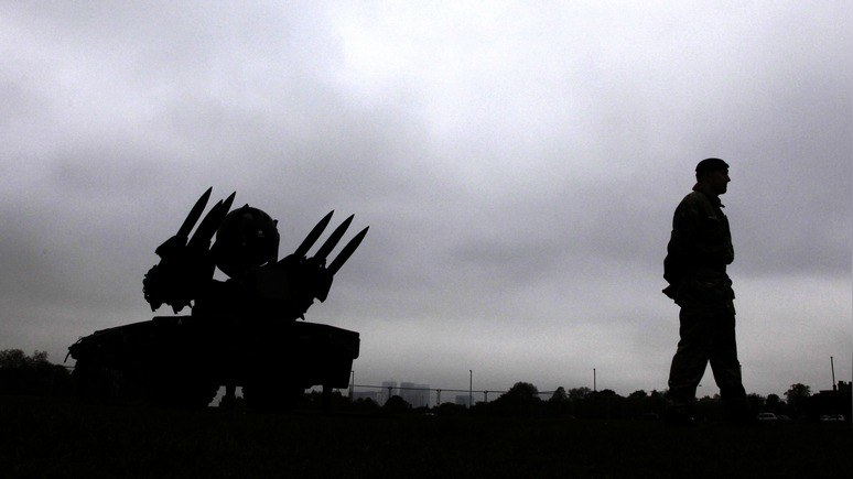 Англия отложила вопрос отправки ракет вЭстонию для защиты от Российской Федерации