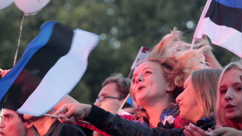 Впервый раз с1992 года левые центристы Эстонии возглавили руководство