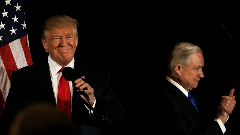 Washington Post поведала отех, кто помешает Трампу наладить отношения сМосквой