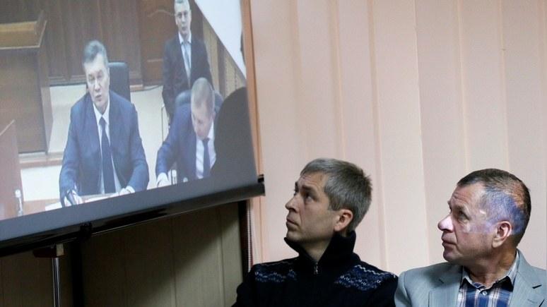 Times: Янукович жалеет, что не ввел военное положение во время «майдана»