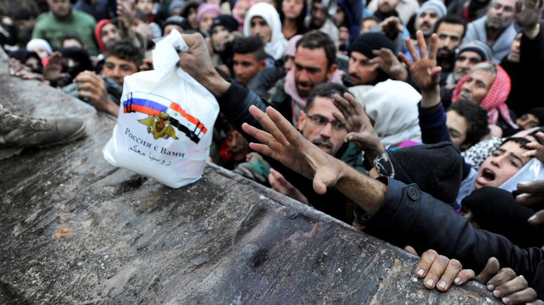 Financial Times: Сирийская оппозиция ведет переговоры с Россией за спиной США
