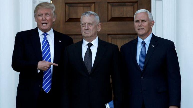 NYT: В отличие от Трампа, будущий глава Пентагона не доверяет Путину