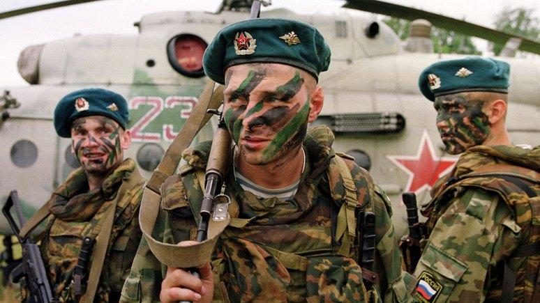 Kronen Zeitung: Волшебная паста превращает российских солдат в «невидимок»