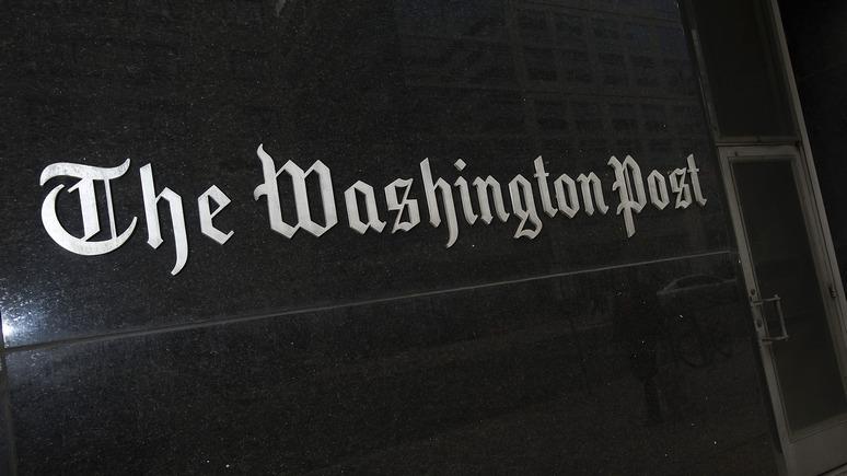 Daily Mail: Попытка обвинить Россию в «фейках» ударила по репутации Washington Post