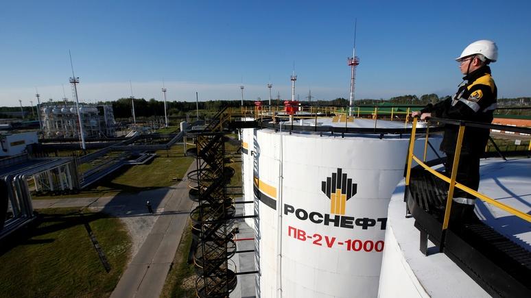 RFE: Правительство США внимательно изучит сделку по «Роснефти»