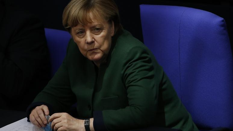 Меркель призвала «наказать» Россию за «преступления в Алеппо»
