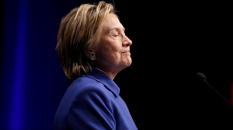 Клинтон обвинила В. Путина в«сведении личных счетов» иатаке надемократию