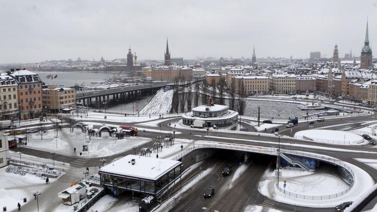 Швеция готовится квойне сРоссией