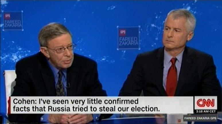 Стивен Коэн: Для Америки опасен не Трамп, а сенаторы вроде Маккейна