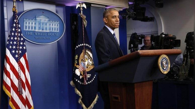 NYT: Обама не знает, как ответить «русским хакерам» и не навредить США