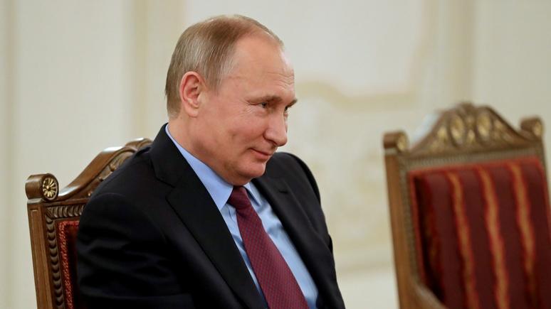 FAZ: В «супергод» Путина Запад сыграл роль статиста