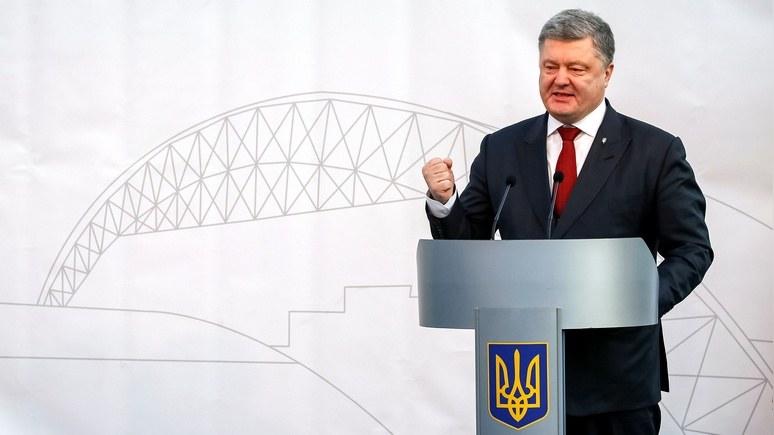 Вследующем году Петр Порошенко выполнил каждое пятое свое обещание