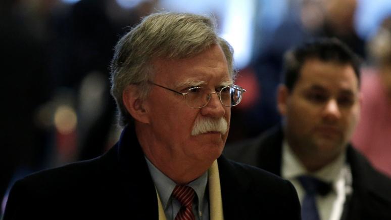 Усы непозволили Джону Болтону стать новым госсекретарем США