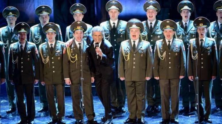 Тото Кутуньо: Я мог погибнуть вместе с ансамблем Александрова