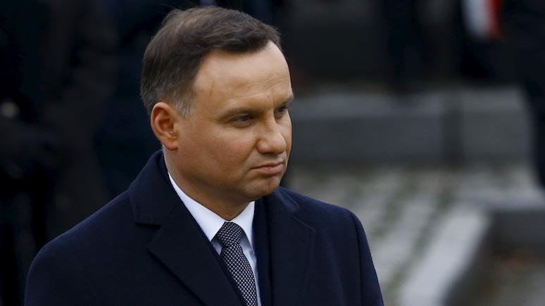 Президент Польши выразил сожаления Путину после крушения Ту-154