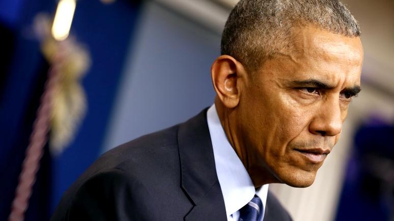 Обама назвал санкции «необходимым ответом» на русские кибератаки