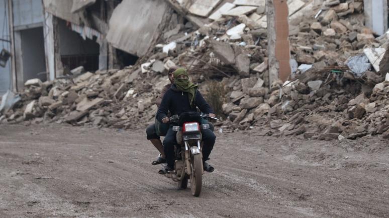 New York Times: Россия потеснила США, теперь Сирия — это её проблема