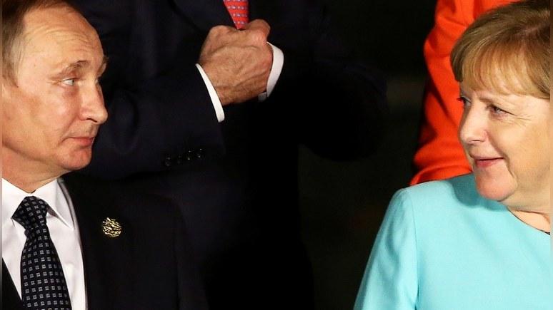 Обозреватель New York Times: после Обамы главным врагом Кремля станет Меркель