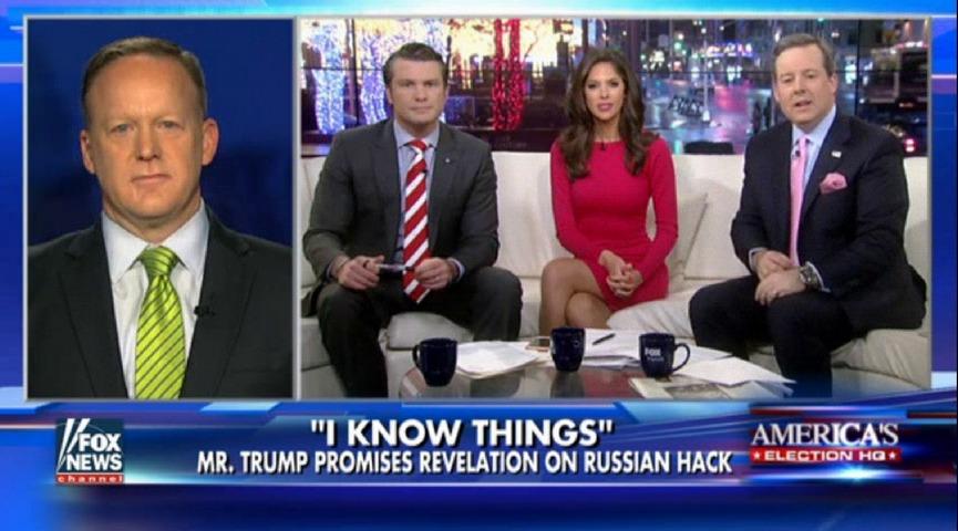 Пресс-секретарь Трампа: нет никаких доказательств, что Россия влияла на выборы в США