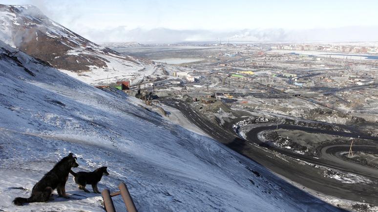 Le Figaro: с глобальным потеплением Сибирь рискует уйти под землю