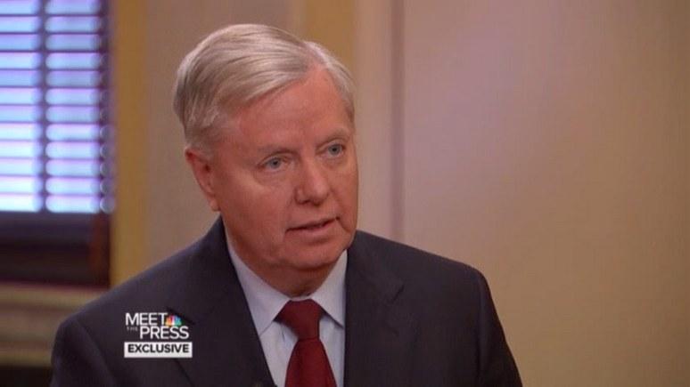 NBC: cенатор Грэм пообещал ударить санкциями по «самому слабому месту» России